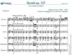 RONDÒ op. 127 inRe (D)